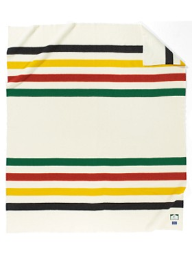 Pendleton Wool Stripe Blanket